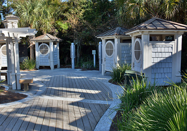 Coligny Park in Hilton Head, SC
