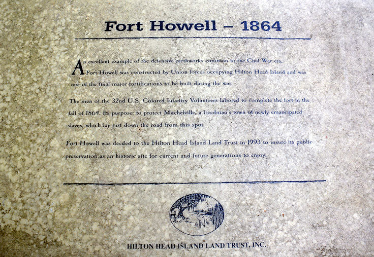 Fort Howell in Hilton Head, SC