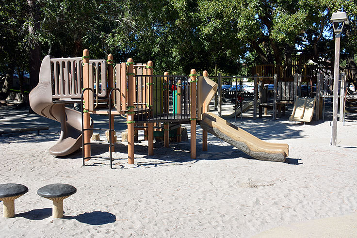 Playground at Harbour Town in Hilton Head, SC