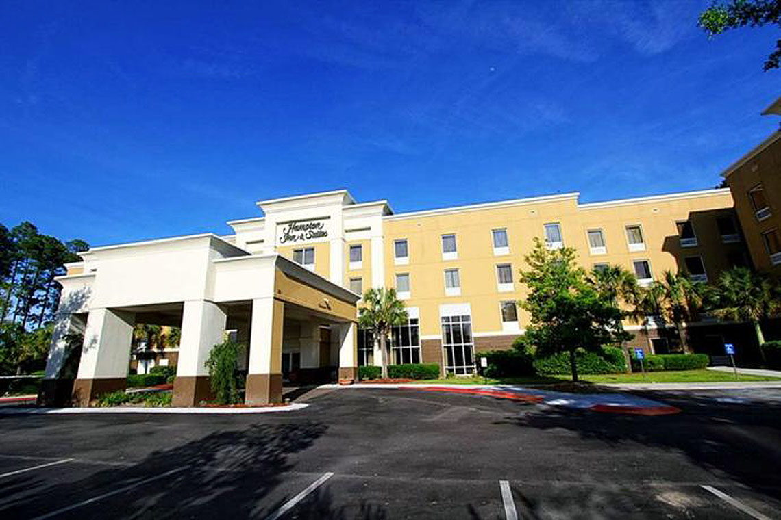 Hampton Inn Bluffton