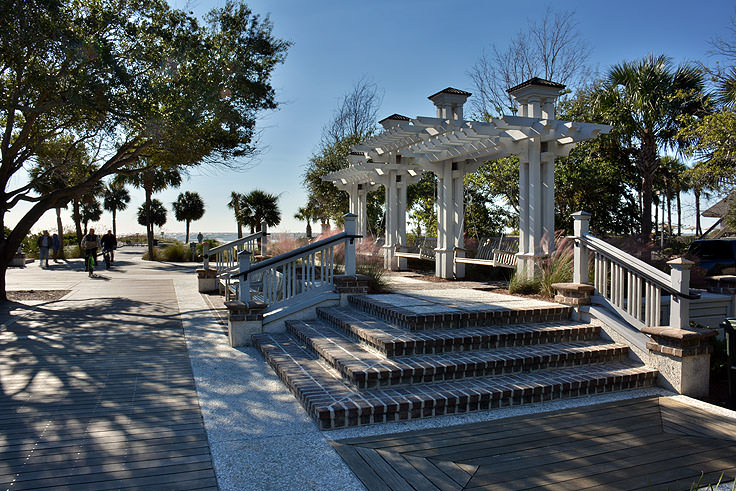 Coligny Park In Hilton Head Sc